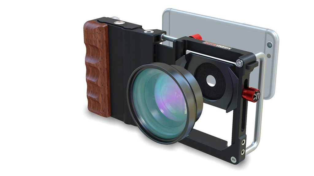 smartphone lens mount