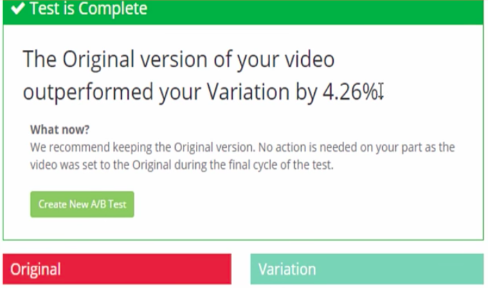 video a/b testing tubebuddy