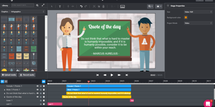 Pick of The Week: Moovly Review, The Online Video Editor