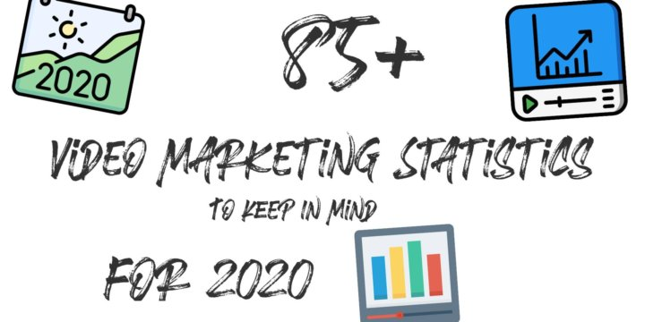 85+ Video Marketing Statistics to Keep In Mind For 2020