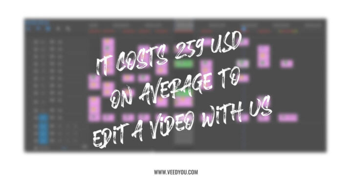 Video editor hourly rate vs fixed fees. Video editing costs explained.