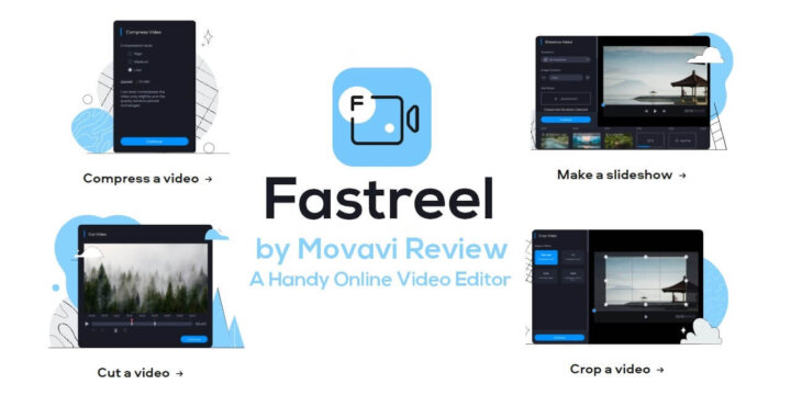 Fastreel Review: How to Edit Videos Online
