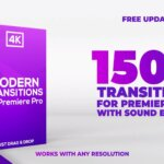 Best 30+ Premiere Pro Transitions for Amazing Videos
